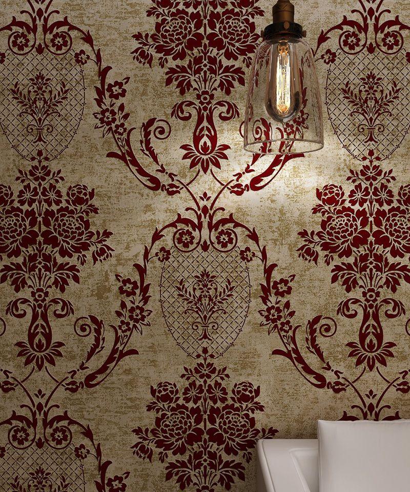 acheter insonorisant 53cm largeur 10 metres maison decoration troupeau velours decoration brillant papier peint economique luxe papier peint de 38 57