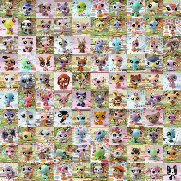 littlest pet shop hasbro # 9