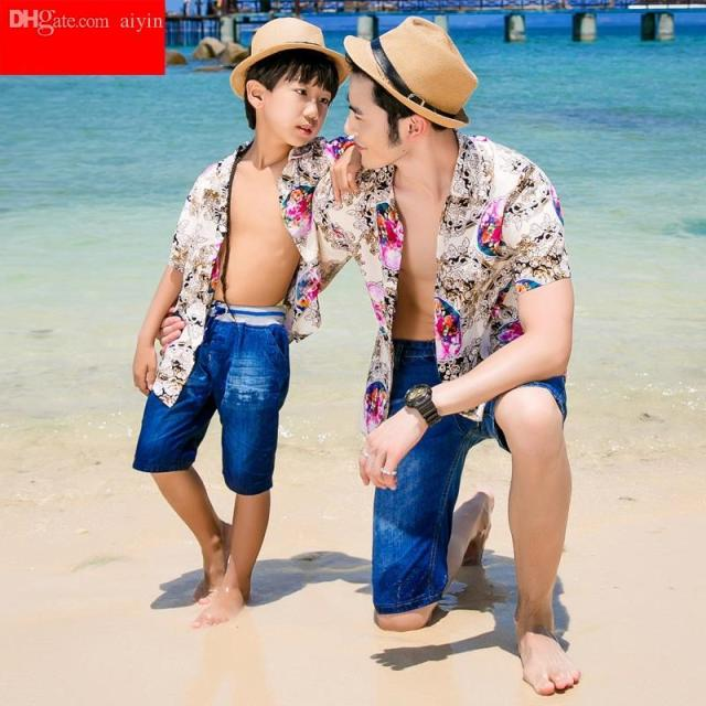 Image result for matching outfits for dad and son