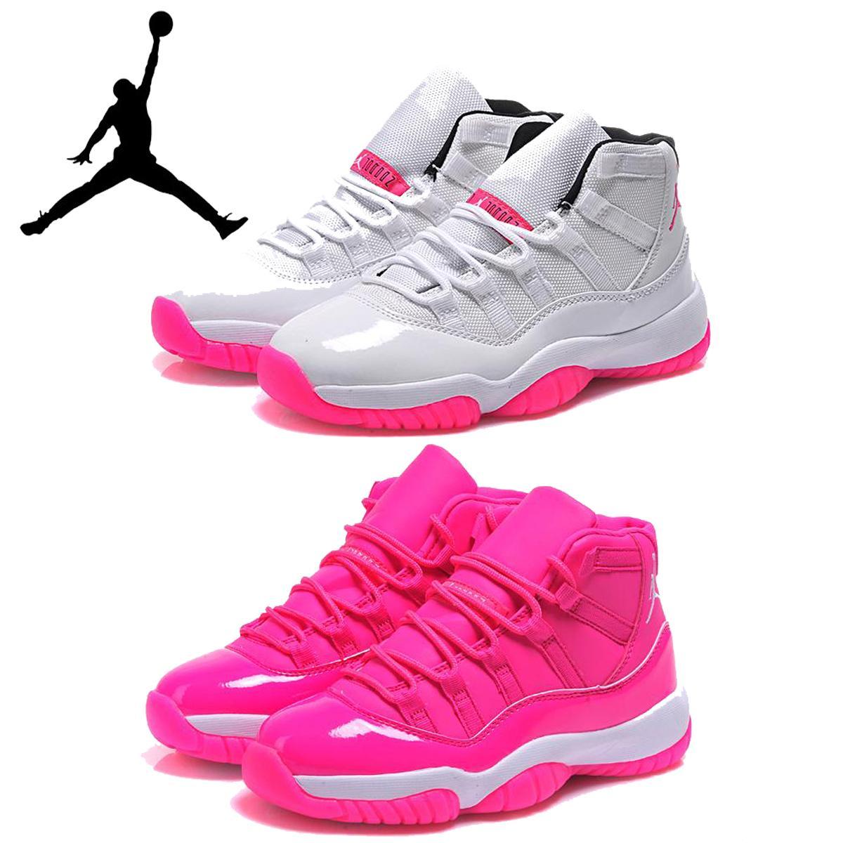 Lady Nike Air Jordan 11 Basketball Shoes Womens Retros Xi