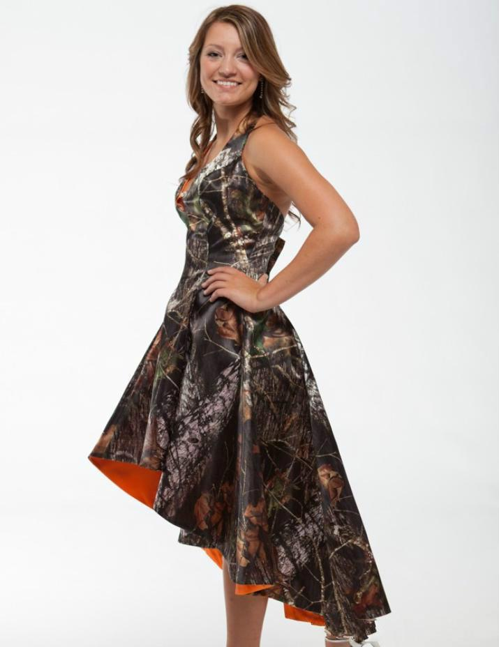 d7801370fed Short Camouflage Wedding Dresses. search results for tulle prom ...