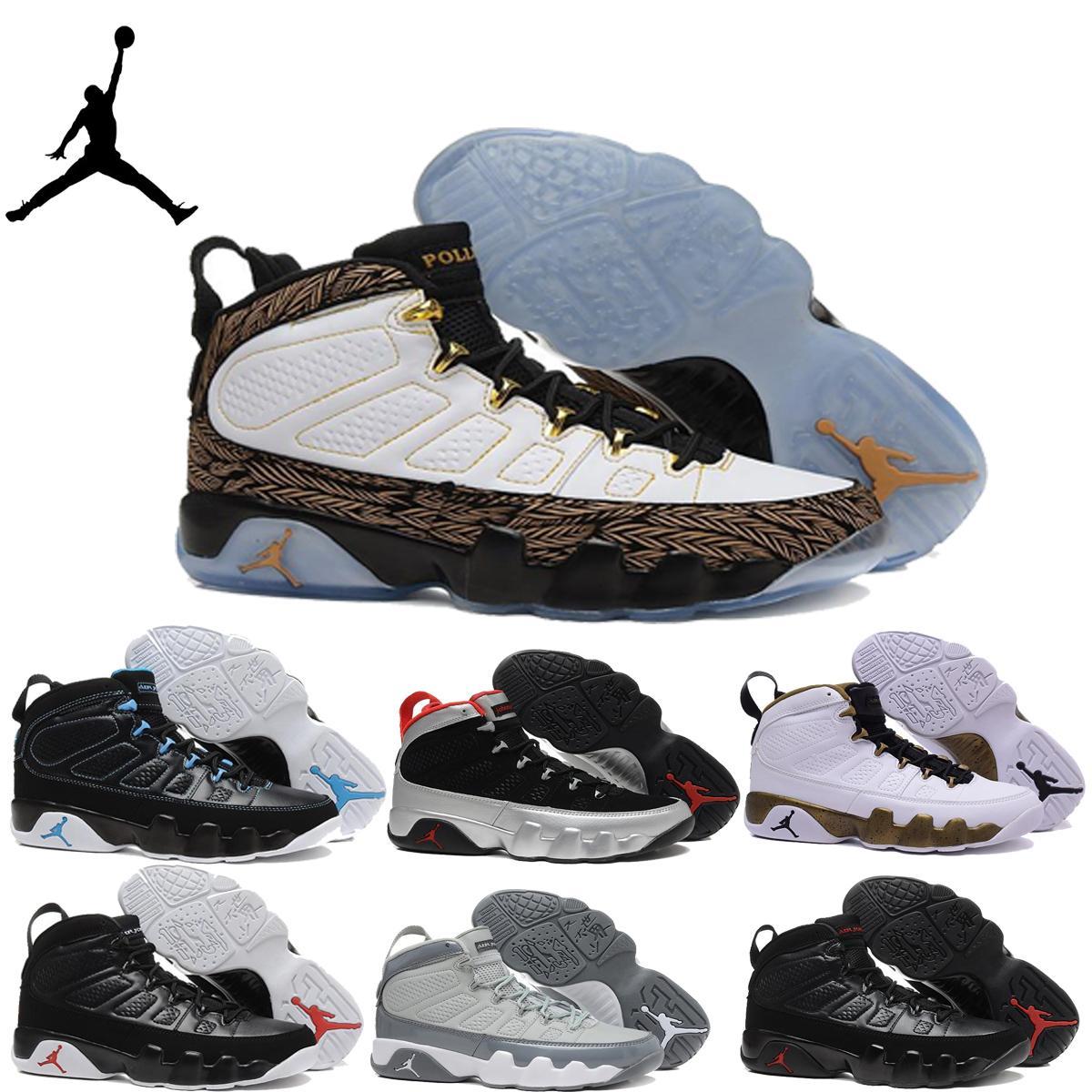 Nike Air Jordan 9 Retro Mens Basketball Shoes Best