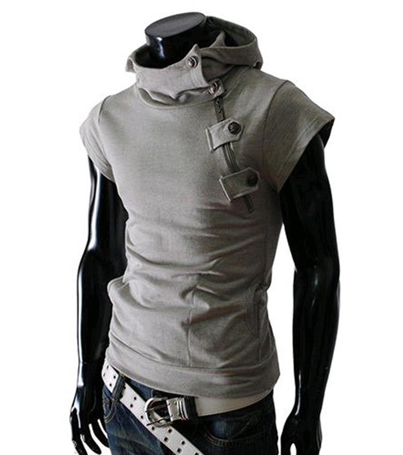 Black Hooded Zipper Sweatshirt Juniors