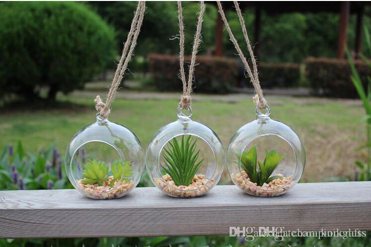 2019 80mm Hanging Glass Candle Holders,12cm/6 Inch Air ...