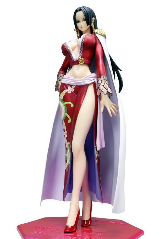 Anime One Piece Boa Hancock Sexy Action Figure Activities Of Joint Pvc Figure Toy 23cm Online With 22 52 Piece On Smart Technologys Store Dhgate Com