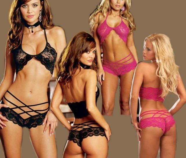 2015 New Arrived Ladies Hot Sexey Lingerie Suit Tasteful Underwear Sleepcoat Bra Set Pajamas Clubwear Sexey Lingerie Underware Pajamas Online With