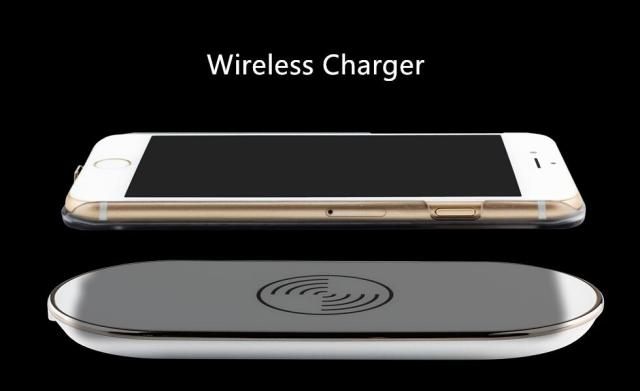 ultra slim qi wireless charging receiver Apple leaked information about the third party wireless chargers supported for the iPhone 8