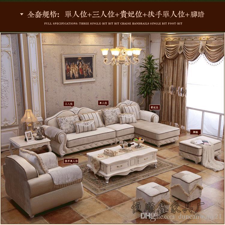 European Style Living Room Furniture – Living Room Design Inspirations