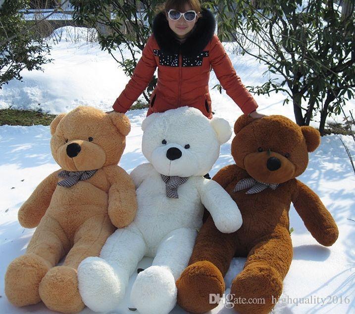 Teddy Bears 160cm Life Size Doll Plush Large Teddy Bear