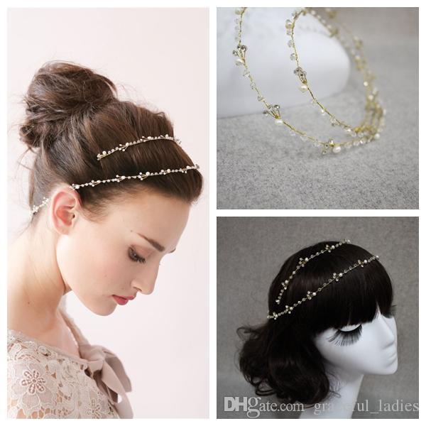 delicate hair accessories extra long hair vine wedding hair pins wedding headbands hair accessories headbands headpieces for weddings hair accessories