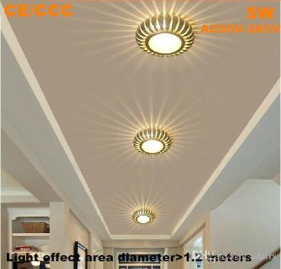 2018 5w Super Bright Led Ceiling Light Hallway Lights Aisle Lamps     5w super bright led ceiling light hallway jpg