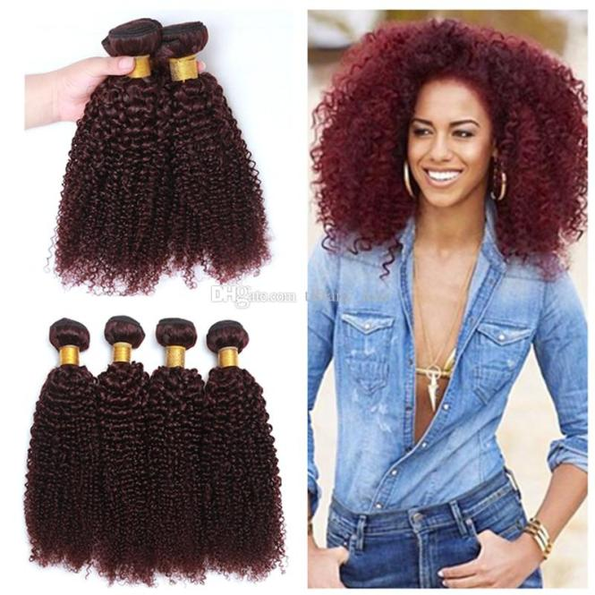 Burgundy curly hair the best curly hair 2017 burgundy hair with dark red purple and brown highlights pmusecretfo Choice Image