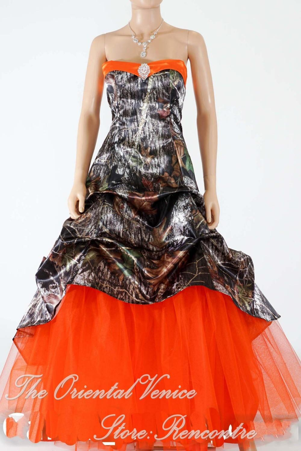 8a255f68223 Camo Wedding Dress Cheap. bridal and wedding dress with camouflage ...