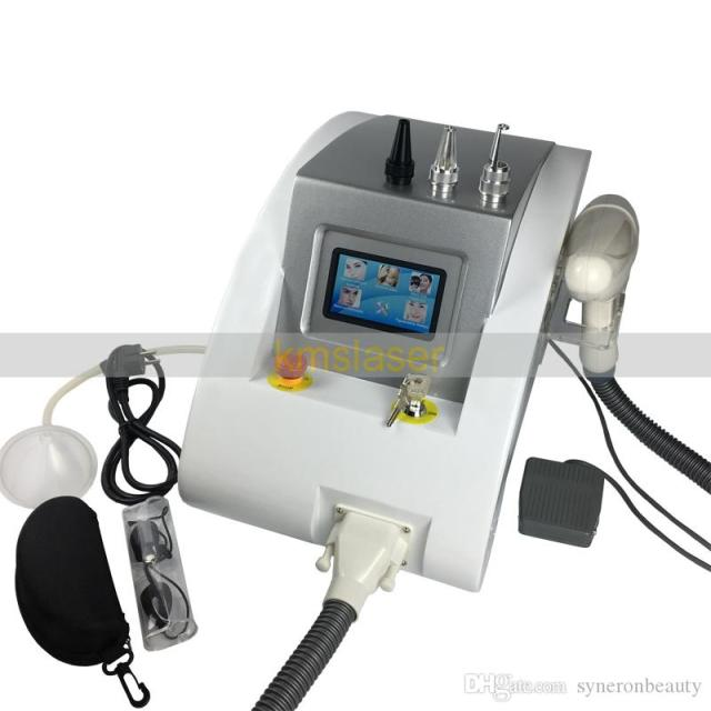 1064nm 532nm Q Switched Nd Yag Laser Tattoo Eyebrow ...