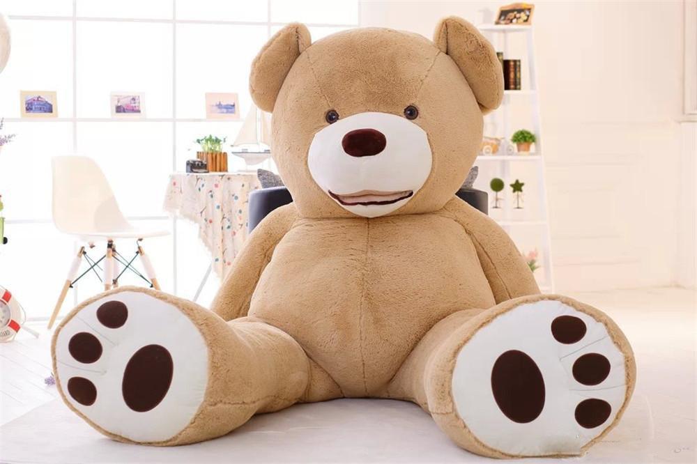 340CM 134INCH Giant Teddy Bears Giant Big Plush Teddy