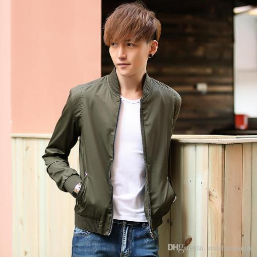 2016 Autumn Young Men Clothing New Style Coat Fashion Jacket     2016 Autumn Young Men Clothing New Style Coat Fashion Jacket Paragraphs Han  Edition Cultivate Morality Short Jacket Best Selling L7 Leather Jacket  Jackets