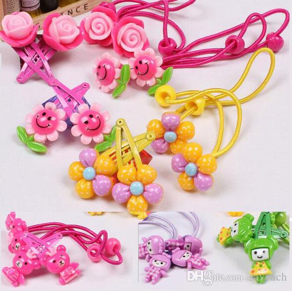 ChildrenS Hair Accessories Girls Barrettes Kids Korean