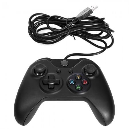 Wired Usb Game Controller Gamepad Joystick For Xbox One