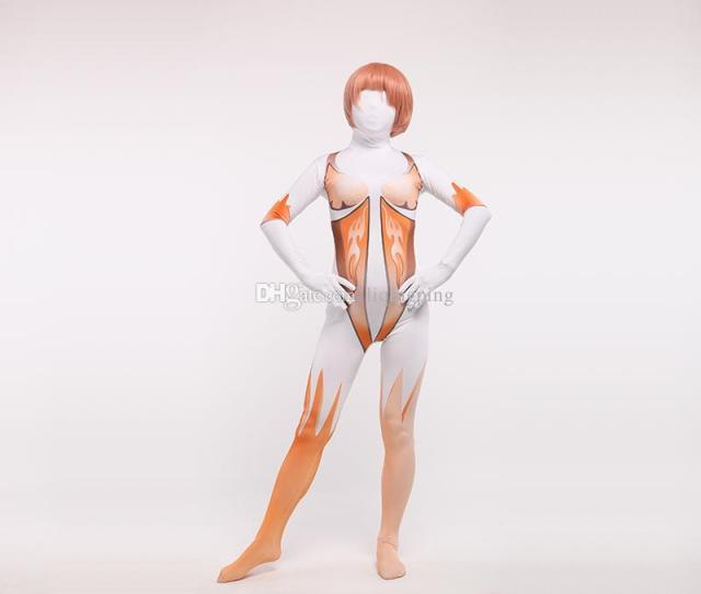 2019 Attack On Titan Sexy Female Zentai Bodysuit Halloween Cosplay Zentai Catsuit Costumes From Gothic_cosplay 35 53 Dhgate Com
