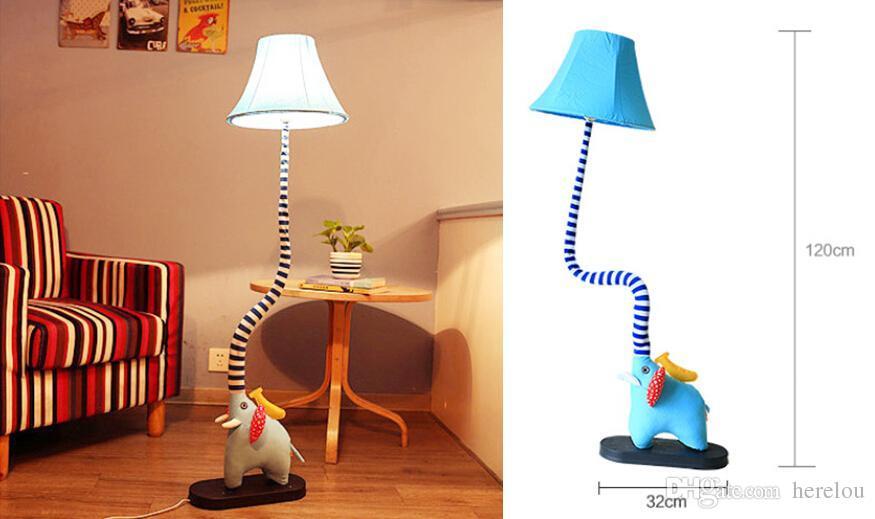 Floor Lamp Night Light
