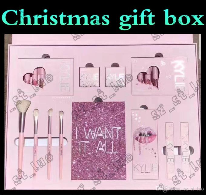 2017 christmas gift kylie i want it all big box with the bag