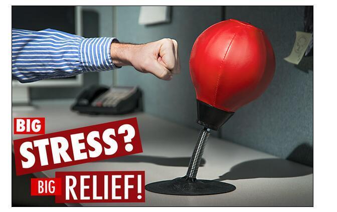 acheter gros stress reliever table mur pugilism ball bureau sac de boxe vertical boxe ball vent decompression bureau jouets outils de formation de 59 1 du