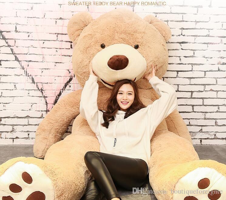 Online Cheap 100cm The Giant Teddy Bear Plush Toy Stuffed