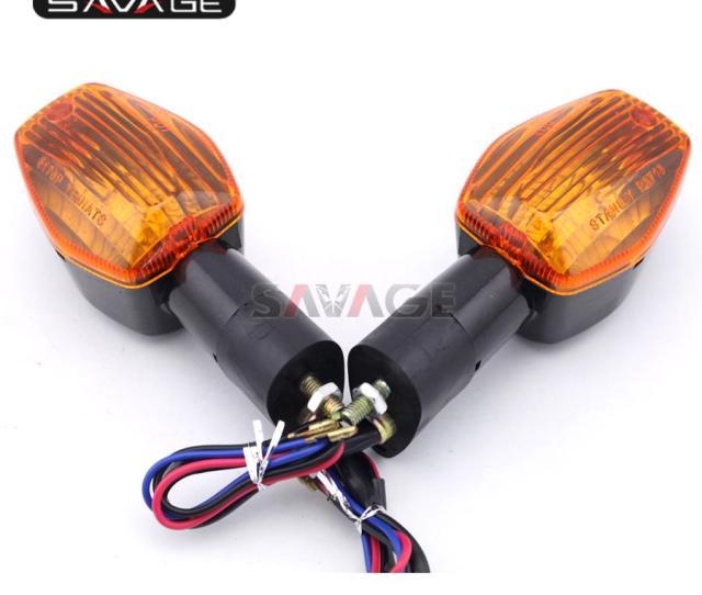 For Honda Cbr600rr 03   03 Motorcycle Front Rear Turn Signal Indicator Light Blinker Lamp Bulb A