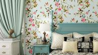 Permalink to Flower Wallpaper Home Decor