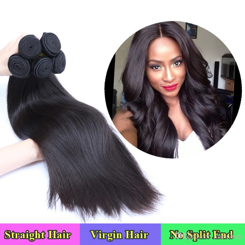 Large Stock Factory Price Crochet Hair Extensions Virgin