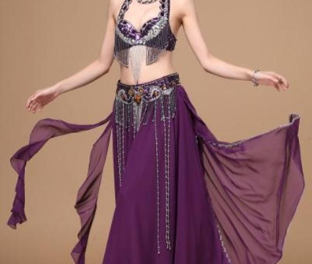2019 2017 New Sexy Arabic Belly Dance Wear Stage Costumes Belly Dancing Performance Dresses With Belt From Huandie 40 21 Dhgate Com