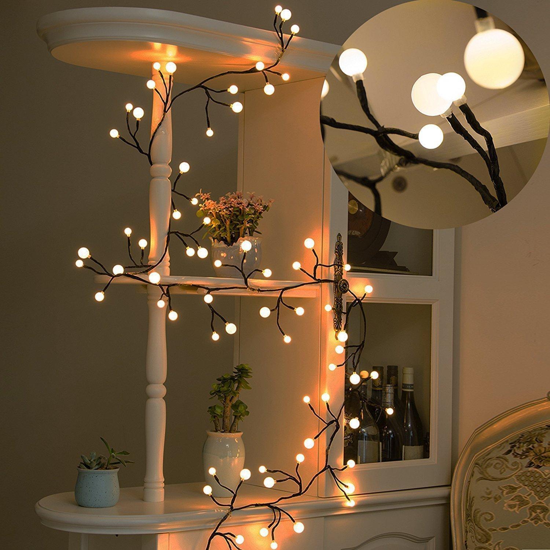 Chinese Lantern String Lights Outdoor