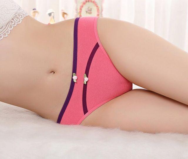 2019 Moq Yun Meng Ni Sexy Underwear Sexy Hot Teen Girls Briefs Breathable Cotton Women Panties From Yunjiefive 5 37 Dhgate Com
