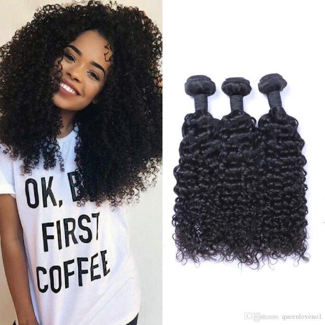 malaysain jerry curl 100% unprocessed human virgin hair weaves 8a quality remy human hair extensions human hair weaves dyeable 3 bundles