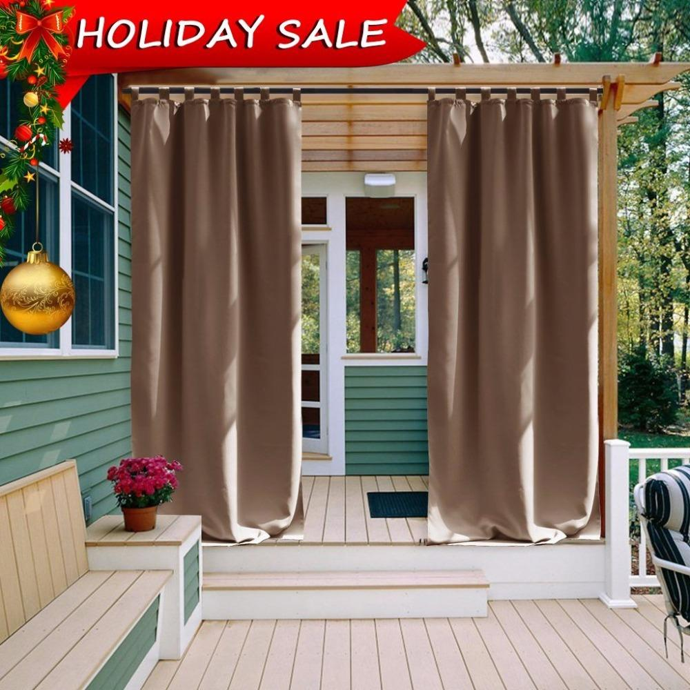 title | Outdoor Patio Drapes And Decor