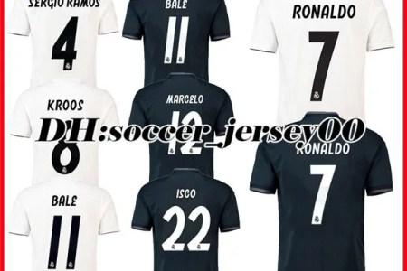 Jersey Real Madrid 2019 Dls 2018 - Jersey Kekinian Online