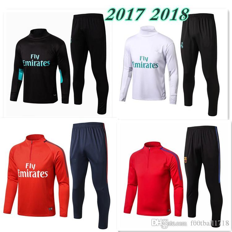 2021 2017 Ronaldo Survetement Football Tracksuits 17 18 ...