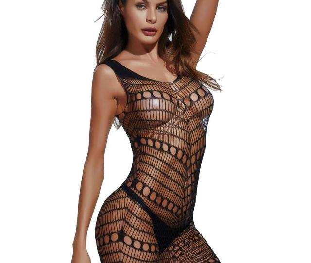 Compre Sexy Chemise Lenceria Caliente De Las Mujeres Sexi Ropa De Dormir Ropa De Dormir Erotico Body See Through Nightwear Mallas Intimos Pijamas Camisones