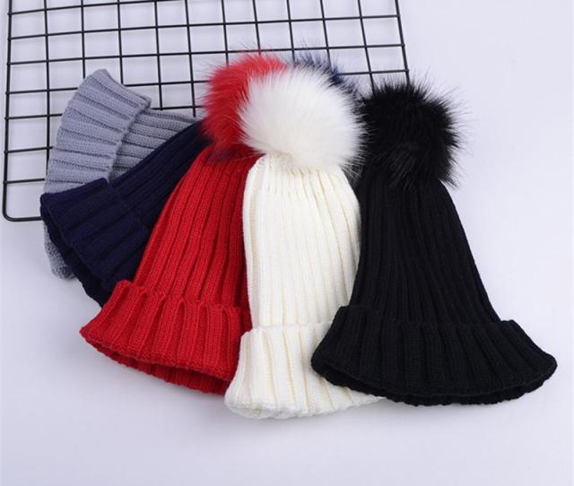 Wholesale New Brand Fashion Female Casual Autumn Winter Hat Ladies Warm Beanie Hats For Women Bonnet Cowboy Hats Stetson Hats From Henrye 18 9 Dhgate Com