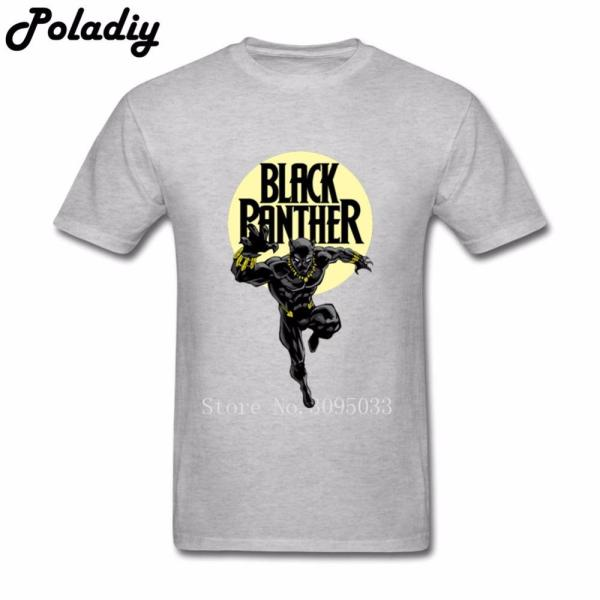 Screen Printing T Shirts Men s Black Panther T Shirt Men T Shirt     Screen Printing T Shirts Men s Black Panther T Shirt Men T Shirt Short  Sleeve Cotton Custom Guys Tops Tee Online Funky T Shirts Buy T Shirt Design  From