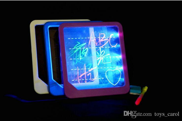 Led Writing Board Electronic Fluorescent Acrylic Board