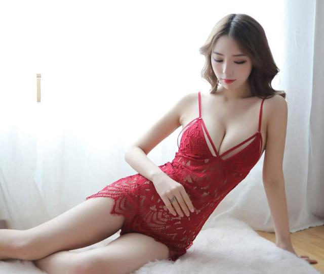 2019 2018 Lingerie Sexy Hot Erotic Dress Sex Porno Babydoll Transparent Underwear Erotic Lingerie Sexy Lace Babydolls Nightdress From Fetishqueen
