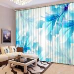 2020 Home Decor Chinese Curtains Photo Beautiful Nature Landscape Modern Curtains For Kitchen Window Curtain Living Room Bedroom From Yiwu2017 70 Dhgate Com