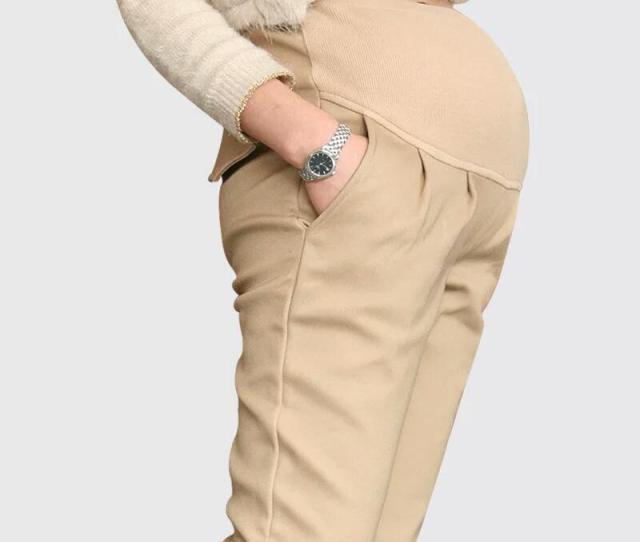 Women Pregnancy Clothes Spring Maternity Pants Big Size Cotton Casual Comfort Pants Capris Cheap Pants Capris Women Pregnancy Clothes Spring Maternity