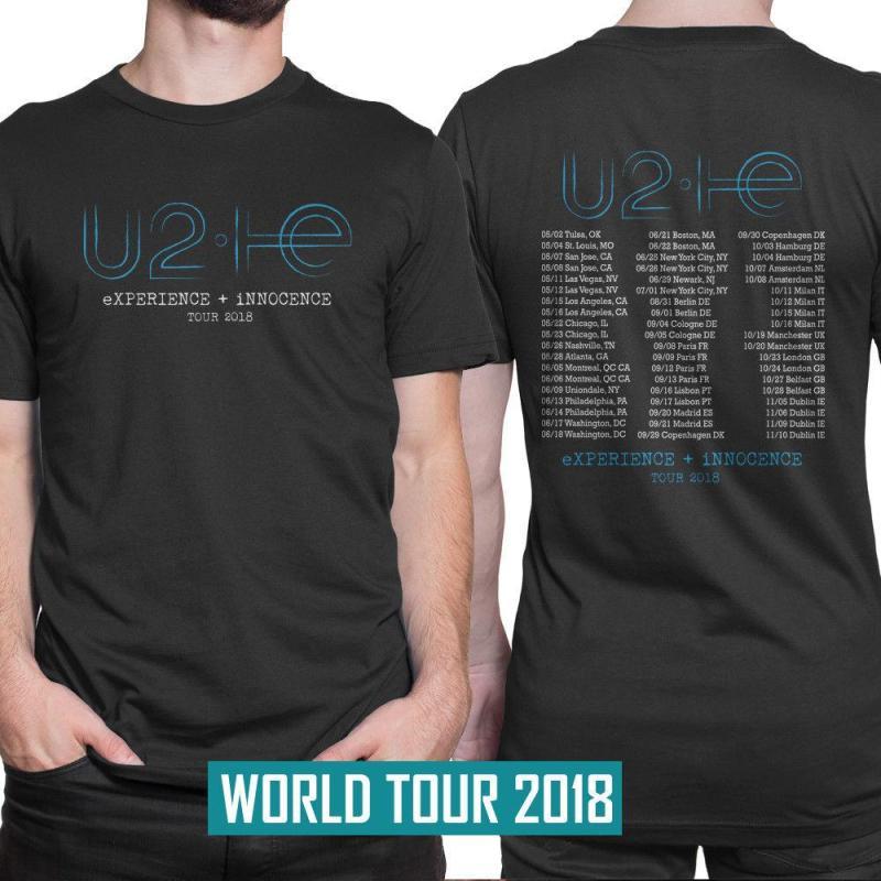 U2 Tour Dates 2019 Canada | Leancy Travel