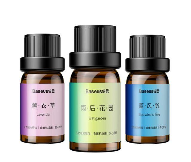 Baseus Essential Oils Perfume Oil Massage Natural Perfume Oil Skin Care Lift Skin Plant Fragrance Oil