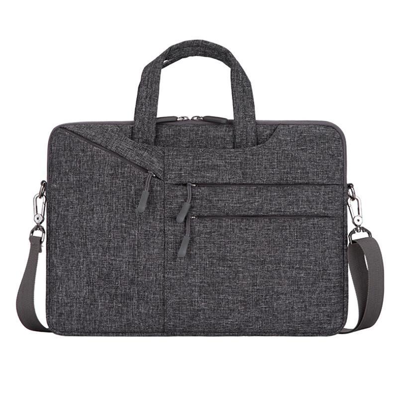 acheter hommes bureau cartable sac d ordinateur satchel ordinateur portable sac a main sacoches pour documents messenger epaule male femme affaires sacs de