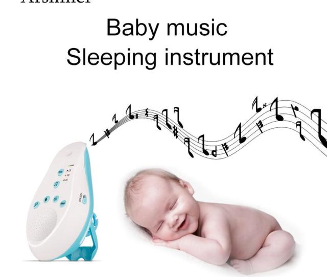 Music Aid Sleep Machine Baby Sound Insomniacs Sleep White Noise Machine Built Sounds Music For Selection With Button T From Newyearable
