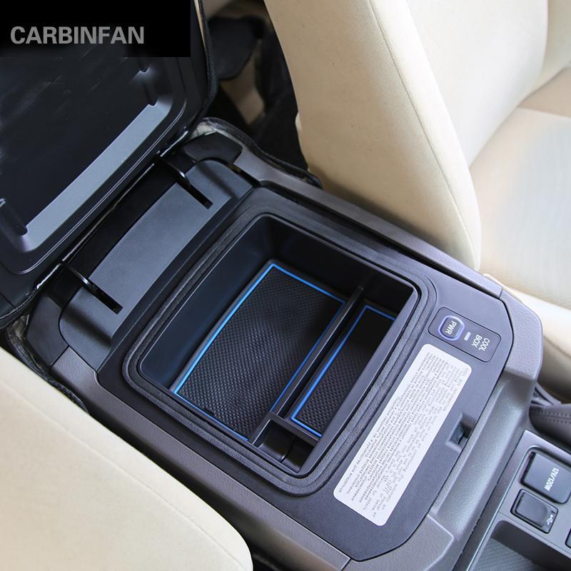 Non Slip Car Central Armrest Storage Box Refrigerator