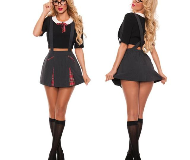 Sexy Secretary Costume Naughty Hen Party Teacher Fancy Dress Outfit Sexy Secretary Costume Costume Naughty Teacher Outfits Online With 61 84 Piece On
